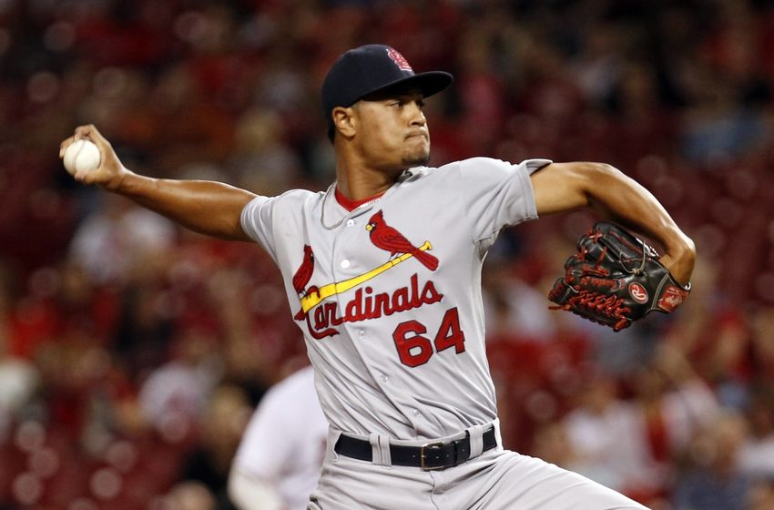 Cardinals: Sam Tuivailala gives bullpen a high octane wild card