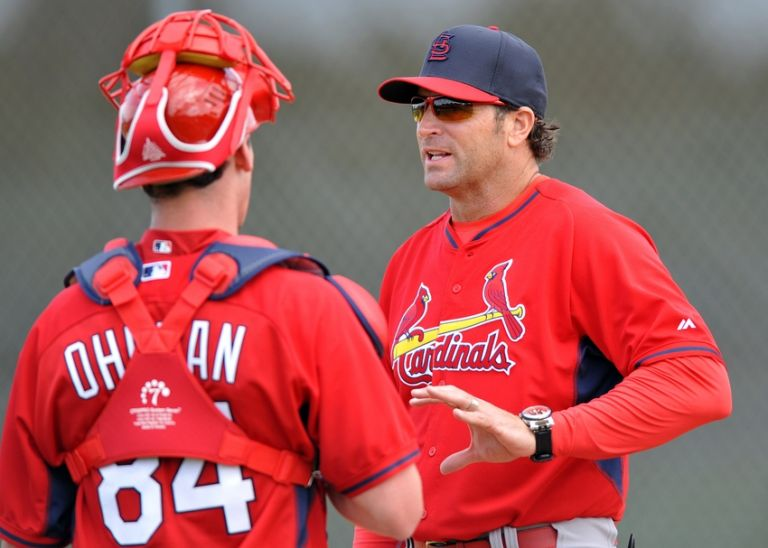 Mike-matheny-michael-ohlman-mlb-st.-louis-cardinals-workout-768x0