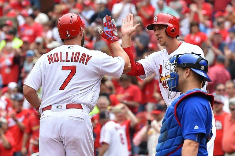 Matt-holliday-stephen-piscotty-mlb-chicago-cubs-st.-louis-cardinals-768x511