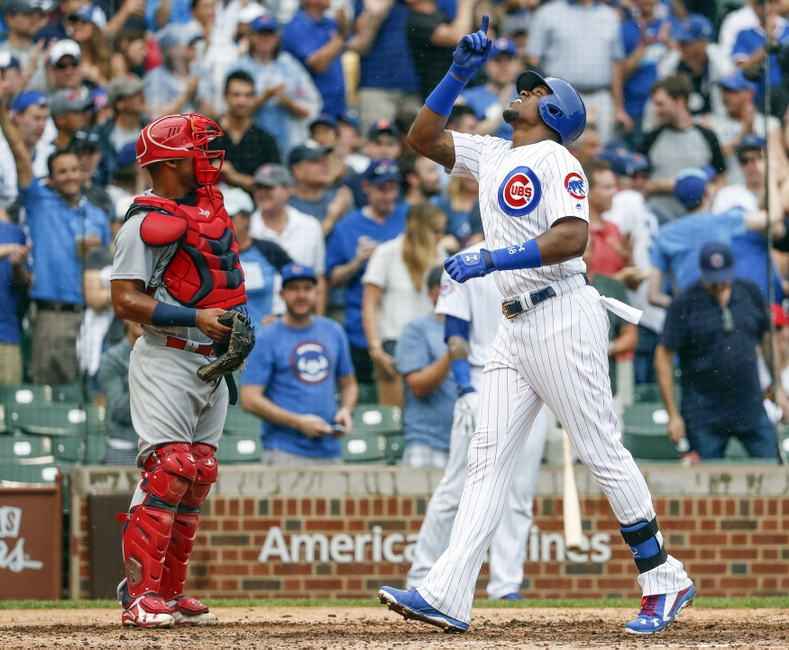9452794-jerome-williams-jorge-soler-mlb-st.-louis-cardinals-chicago-cubs