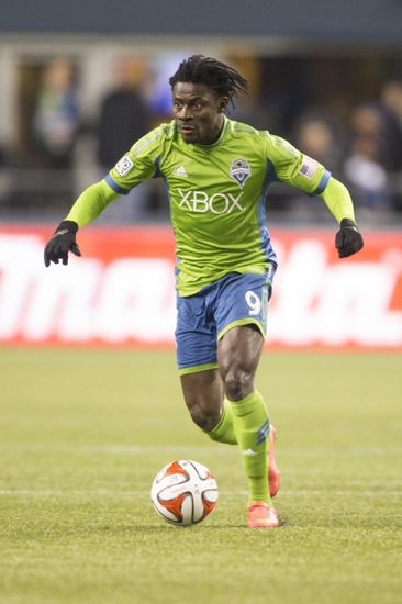 2015 MLS Season Preview: Seattle Sounders Obafemi Martins Sounders Fc