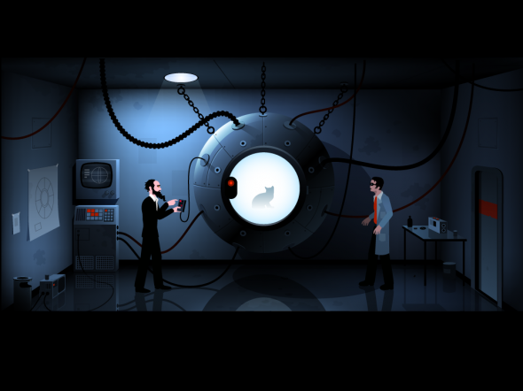 The Silent Age Episode Two Coming October 16 To iOS And Android
