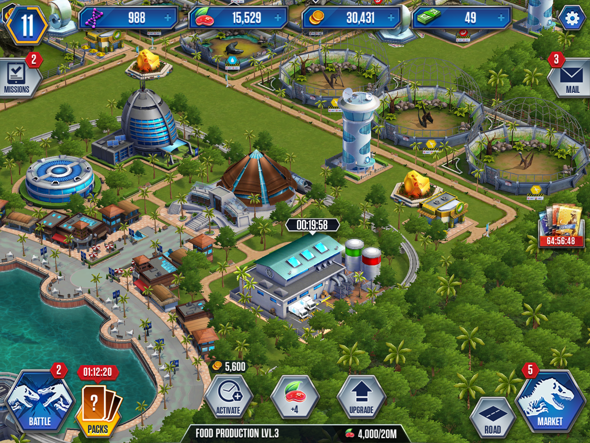 Jurassic World The Game Tips Hints And Strategies