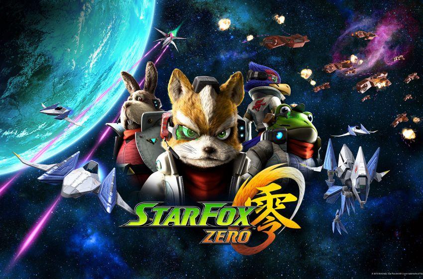 Miyamoto's Project Guard now Star Fox Guard, new Star Fox Zero trailer