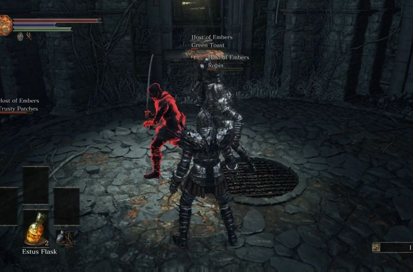 in dark souls 3 you can roll your way to victory. Black Bedroom Furniture Sets. Home Design Ideas