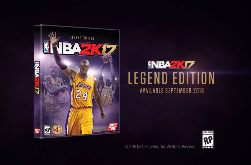 nba 2k17 legendedition is come out you can preorder it from amazon