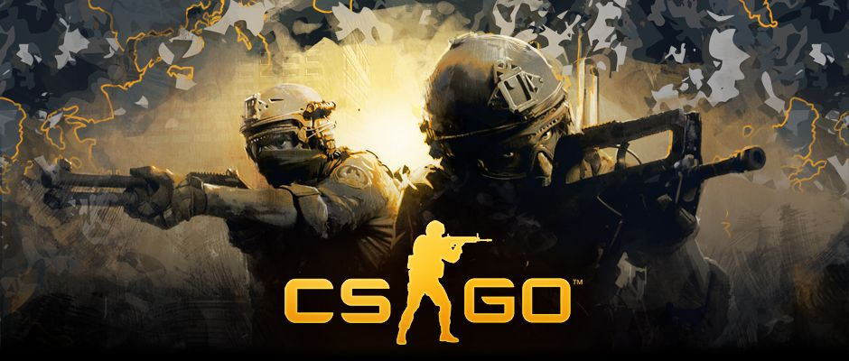 Counter-strike: global offensive logo