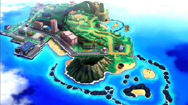 pokemon sun and moon alola