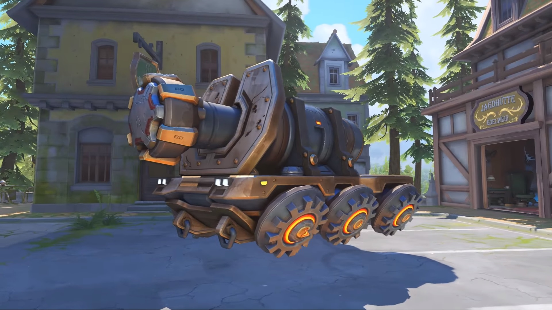 Overwatch S New Map Eichenwalde Doesn T Disappoint