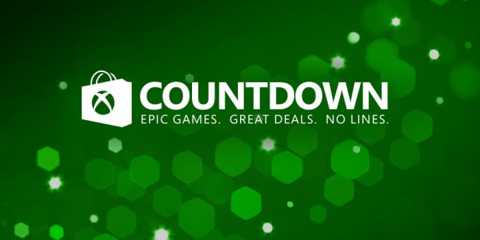 Xbox Store Countdown to 2017 Sale Thread - includes daily