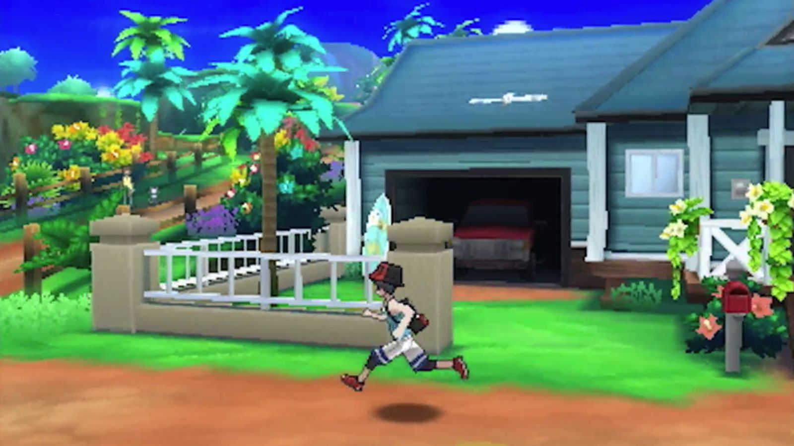 how to catch ralts in ultra sun and moon
