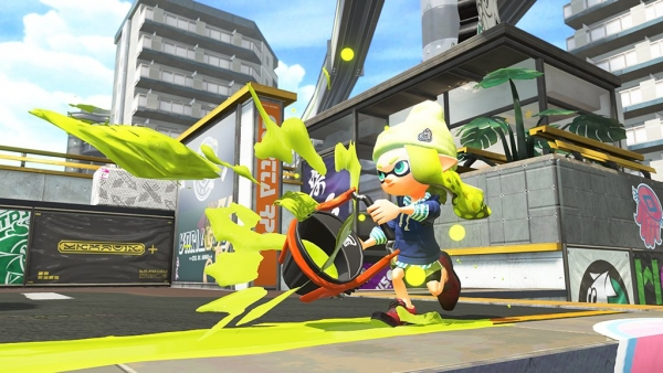 Splatoon 2: First Splatfest Kicks off in August, Pits Mayo Against Ketchup