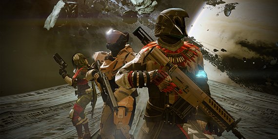 Bungie And Activision Unveil Destiny Rise Of Iron: Destiny's New Expansion Is Rise Of Iron