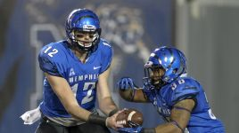 Memphis Tigers: Will They End 43 Year Drought?