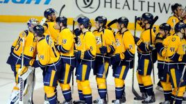 Nashville Predators Are Clicking On Most Cylinders