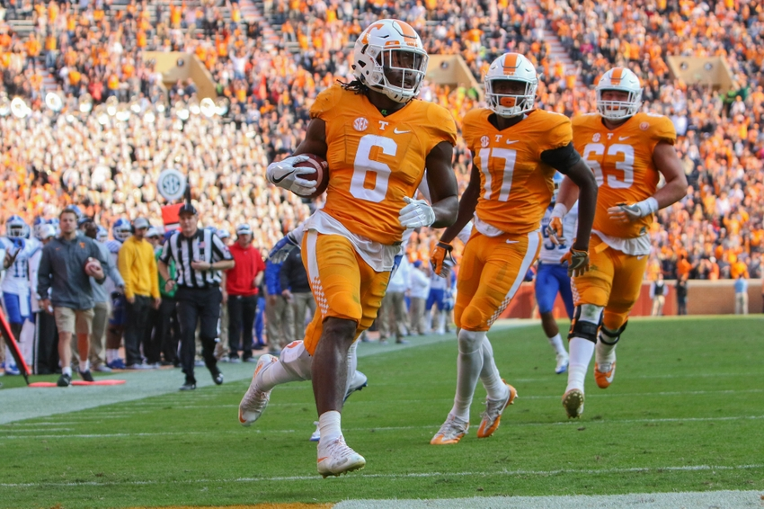 Vols Are Seventh In CBS Sports' SEC Power Rankings