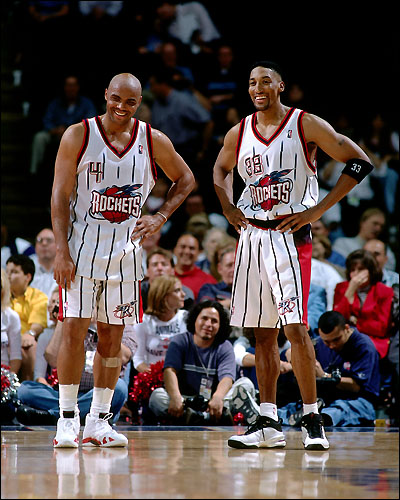 Barkley and Pippen