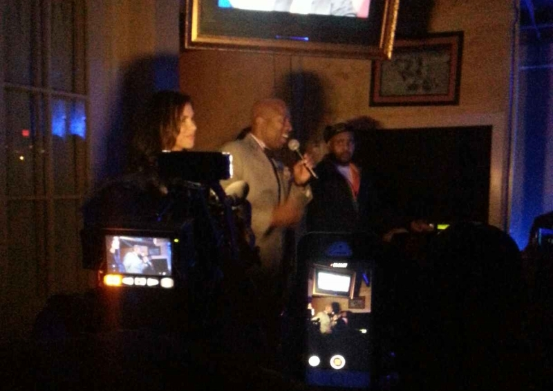 Kenny Smith at Metropolitan Nightclub
