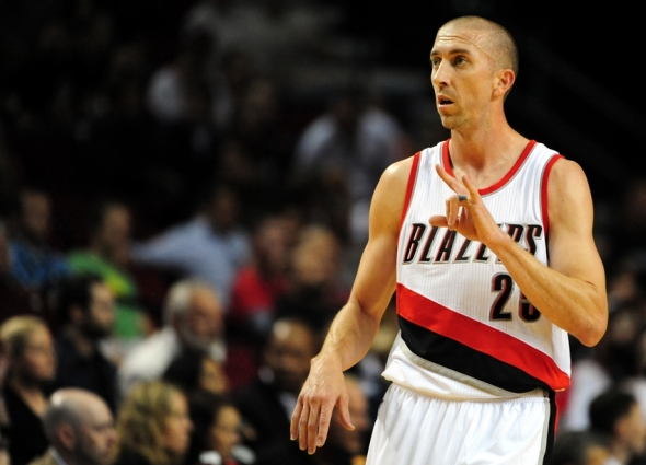 Steve Blake to miss remainder of preseason with illness Joe Freeman Oregonian