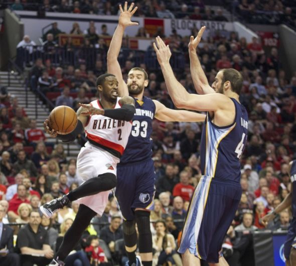 Blazers Roster 2015: Trail Blazers Fade Late, Fall To Grizzlies 98-92