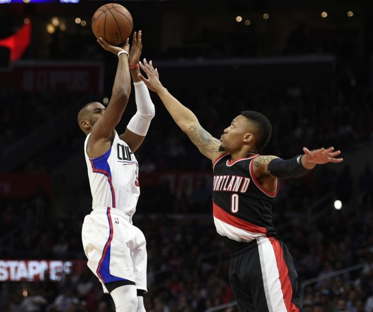 Portland Blazers Ranking: Blazers Vs. Clippers: Opening Round Preview