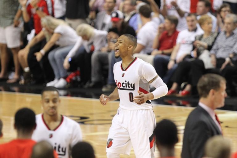 Damian-lillard-nba-playoffs-golden-state-warriors-portland-trail-blazers-768x511