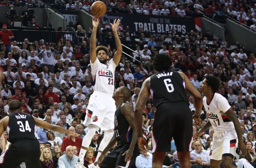 Blazers Crabbe NBA Trade Rumors