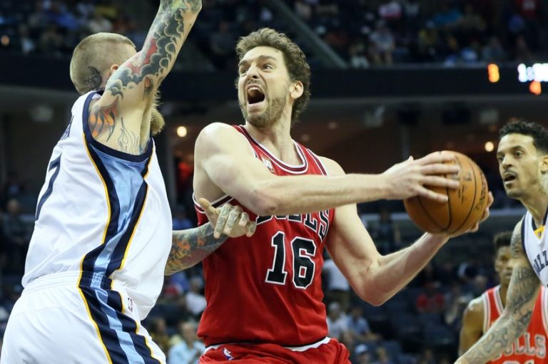 Pau-gasol-chris-andersen-nba-chicago-bulls-memphis-grizzlies-768x511