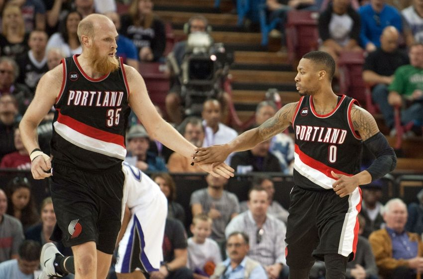 Trail Blazers Stiemsma Signing Signifies End To The Kaman Era Fox