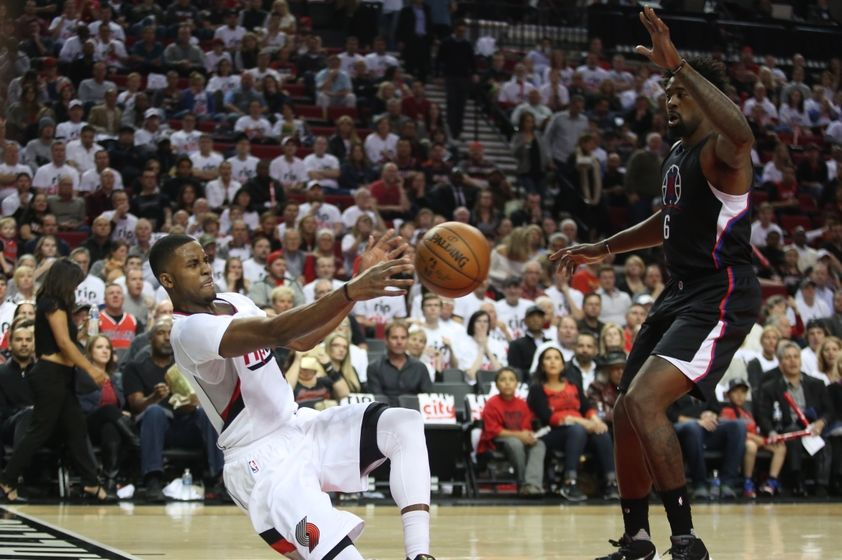 Trail Blazers Harkless