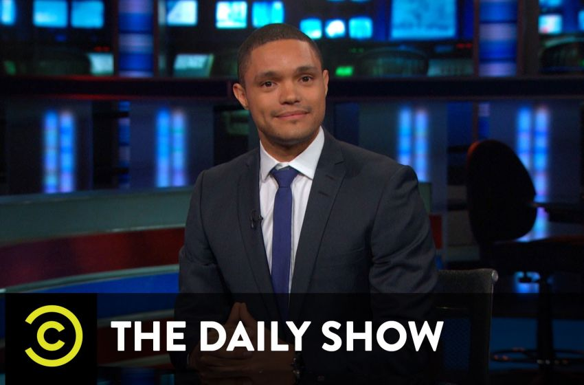New 'Daily Show' host Trevor Noah has a stand-up special on Netflix