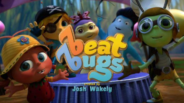 """The Beatles Polska: Muzyka Beatlesów została ścieżką dźwiękową serialu animowanego """"Beat Bugs"""""""