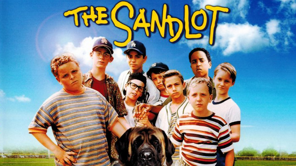 The sandlot and the 7 best baseball movies on netflix