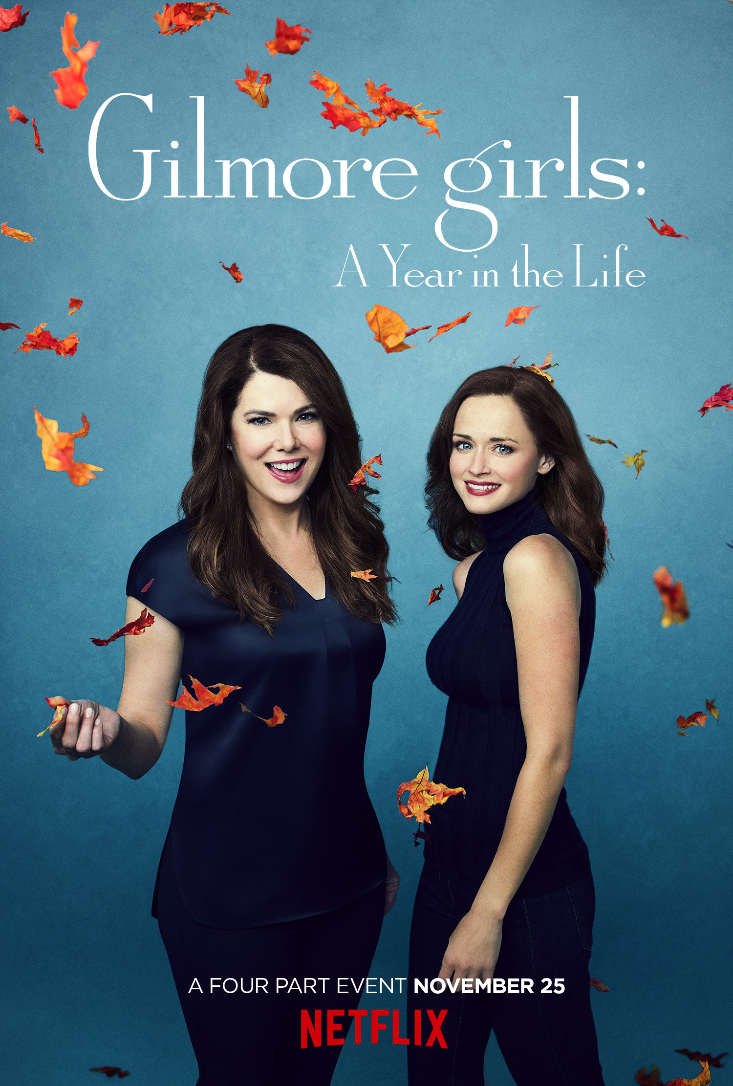 Gilmore Girl A Year