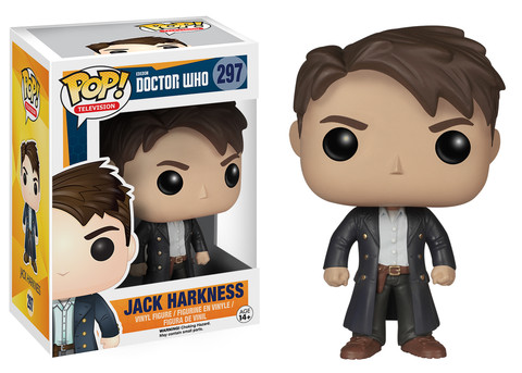 Funko To Release Second Round Of Doctor Who Pop Vinyl