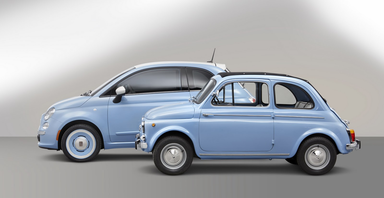 fiat 500 cabrio 1957 edition is retro styling done right art of gears. Black Bedroom Furniture Sets. Home Design Ideas