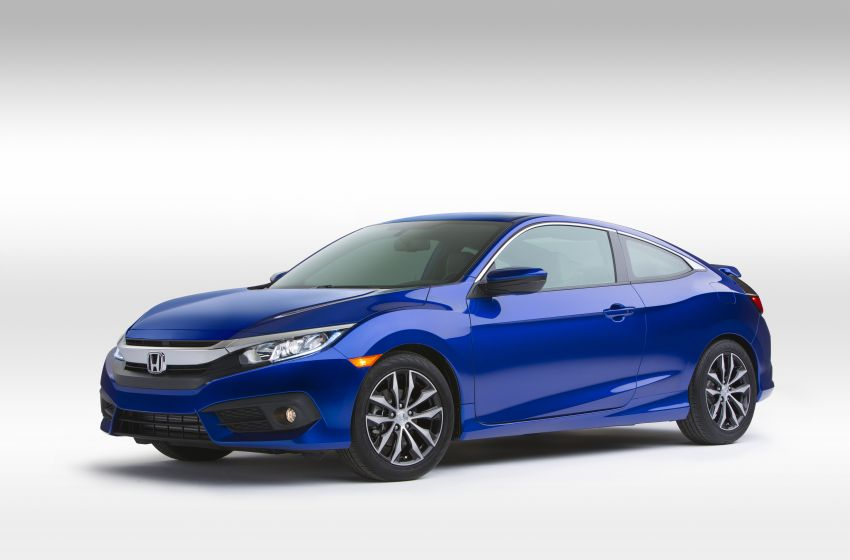 Honda Civic Coupe First Look Review