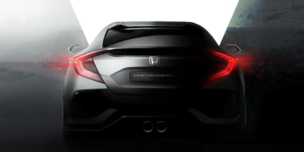 Honda Civic Hatchback: Better Late Than Never!