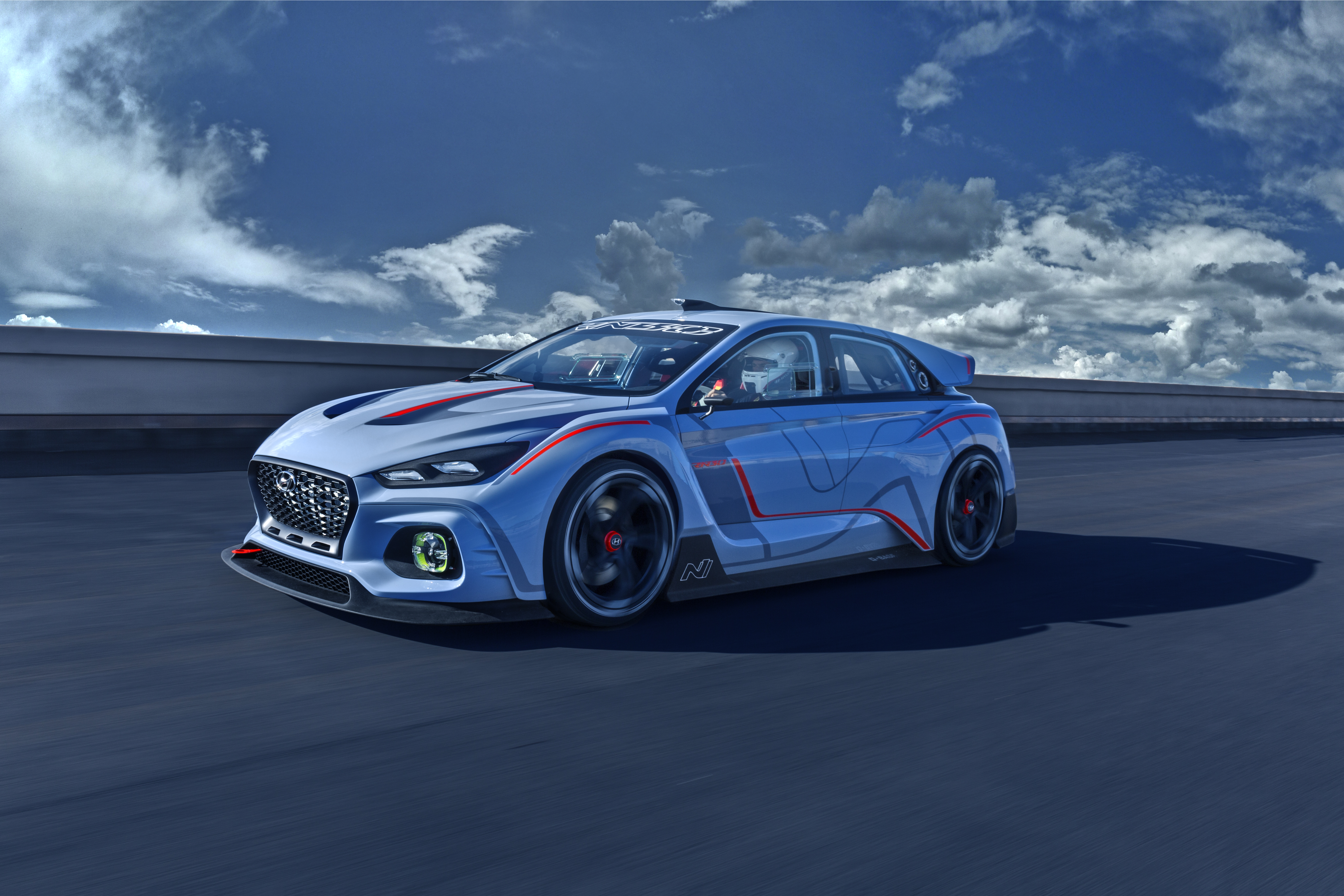 New Hyundai RN30 concept previews new i30 N hot hatch