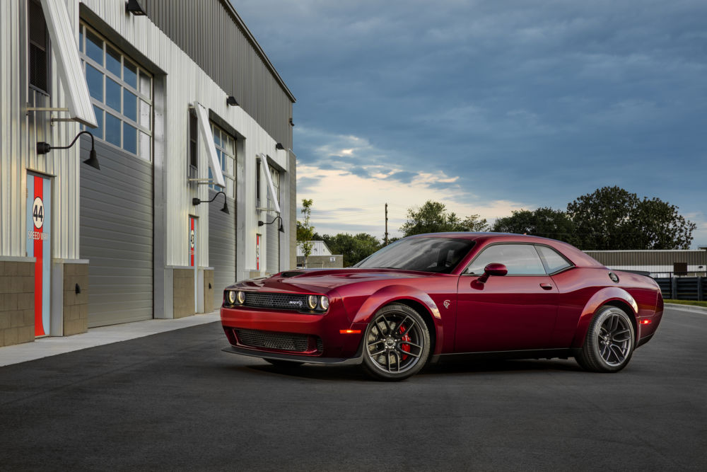 Dodge Challenger Outsells Both Ford Mustang And Chevrolet Camaro