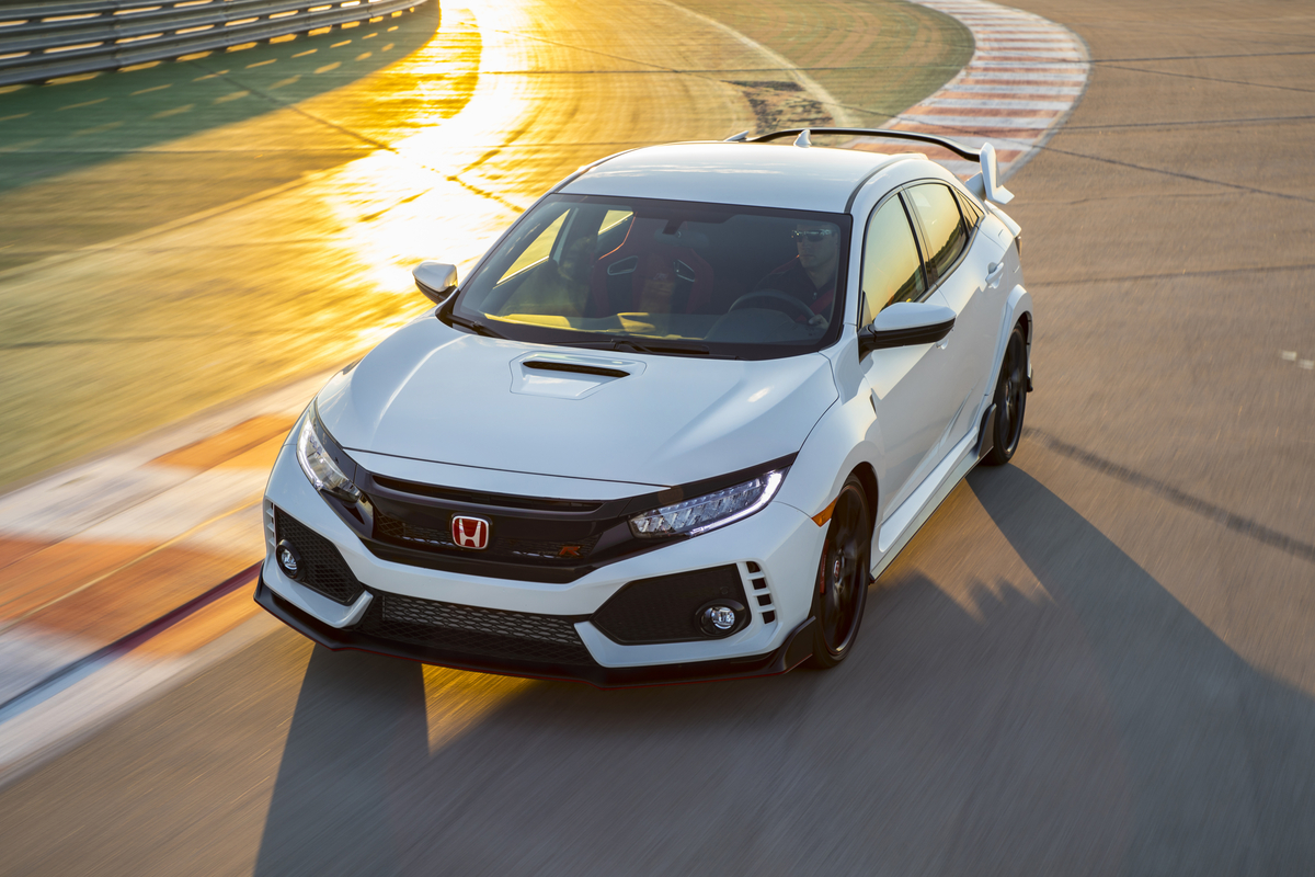 honda civic type r prices start from 33 900 as us sales begin. Black Bedroom Furniture Sets. Home Design Ideas