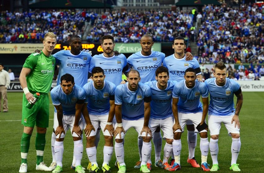 Manchester City Fc And Chelsea: Manchester City Player Ratings Vs Man United