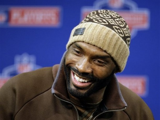 Derrick Mason Playoff Press Conference