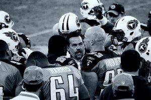 Jeff Fisher Rallying Defense