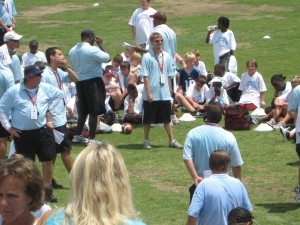 Chris Johnson Youth Football Camp
