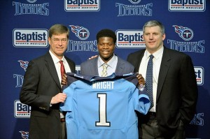 Tennessee Titans 2013 Compensatory Picks 97th