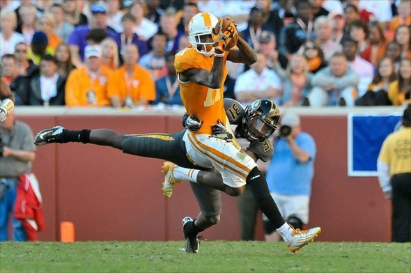 Tennessee Titans, 2013 NFL Draft, Justin Hunter