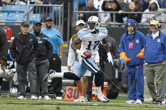 Damian Williams: 2010 NFL Draft Report Card, Tennessee Titans