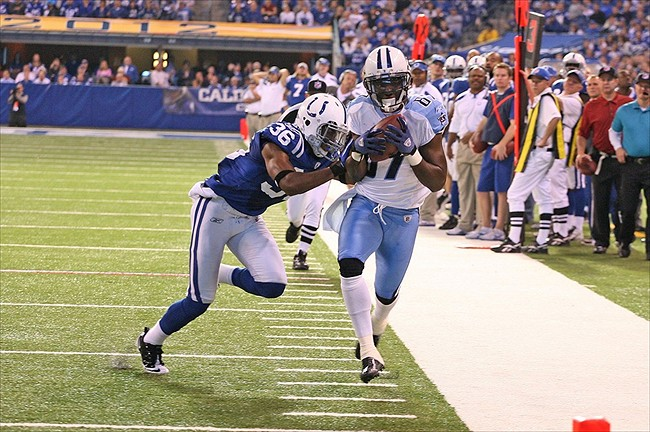 Lavelle Hawkins: Former Tennessee Titans WR Signs with New England Patriots