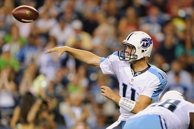 Rusty Smith: Will QB Make 2013-14 Tennessee Titans Week 1 Roster?